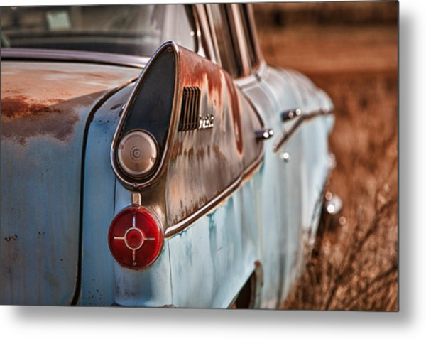 Studebaker President Metal Print by Richard Steinberger