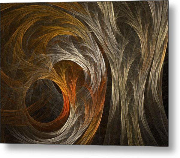 Grass Metal Print by Michele Caporaso