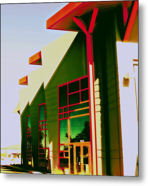 Scottsdale Series Metal Print