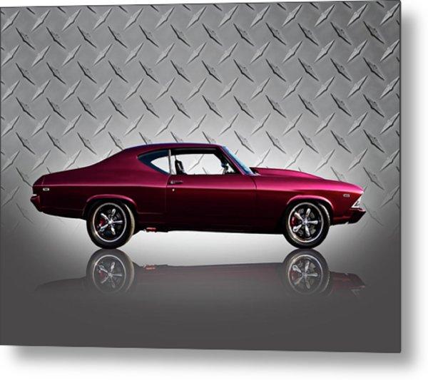 '69 Chevelle Metal Print