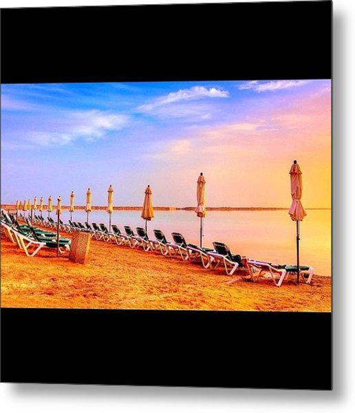 Instagram Photo Metal Print