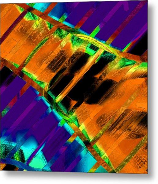 A Bridge Over Troubled Waters Metal Print