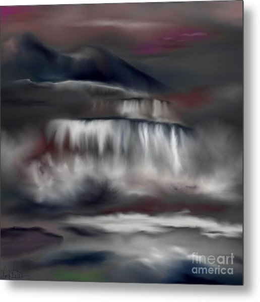 A Midnights Dream Metal Print