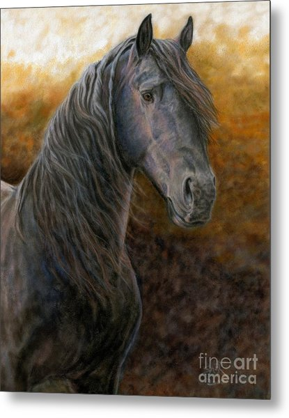 A Natural Beauty Metal Print