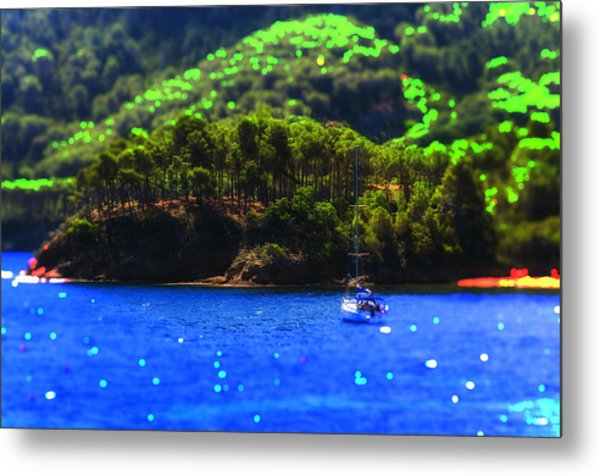 A Taste Of Elba Island - A Place Of My Dreams - Un Posto Da Sogno - Ph Enrico Pelos Metal Print