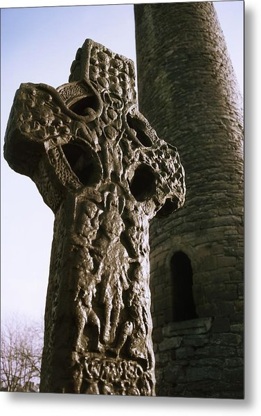 Abbey Of Kells, Kells, County Meath Metal Print