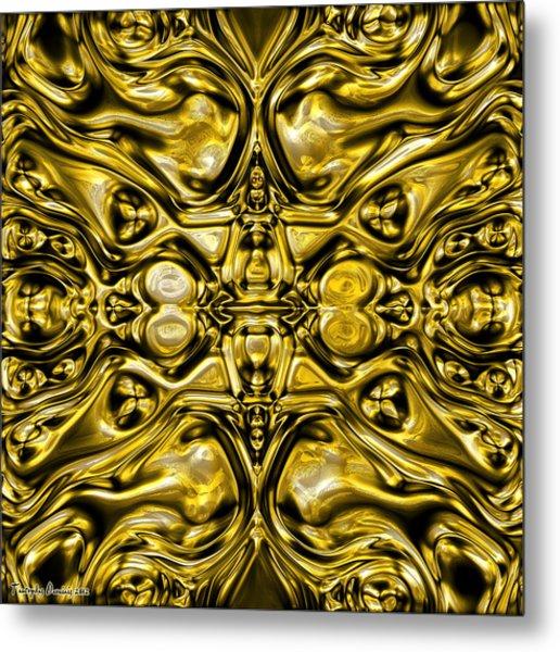 Abrakadabra I.   Metal Print by Tautvydas Davainis