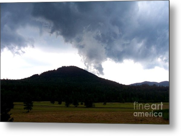 After The Storm 3 Metal Print by Peggy Miller