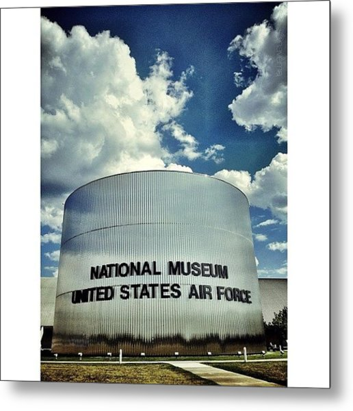 Air Force Museum Metal Print