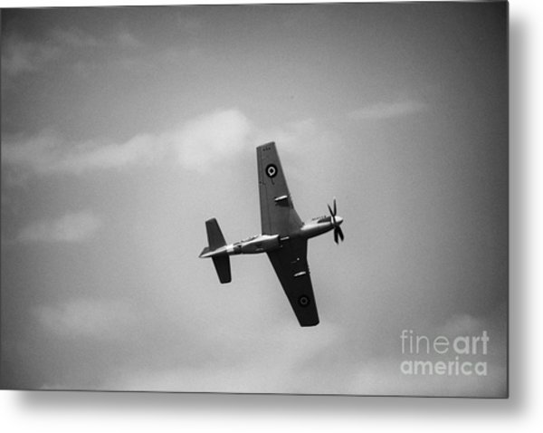 Air Show 1 Metal Print by Darcy Evans