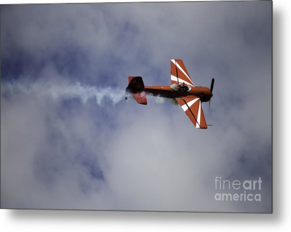 Air Show 10 Metal Print by Darcy Evans