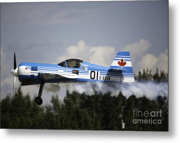 Air Show 14 Metal Print by Darcy Evans