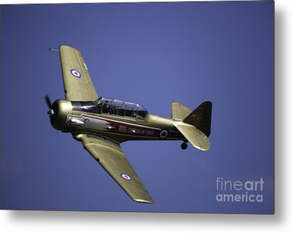 Air Show 16 Metal Print by Darcy Evans