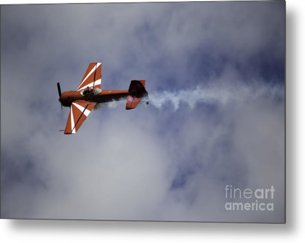 Air Show 3 Metal Print by Darcy Evans