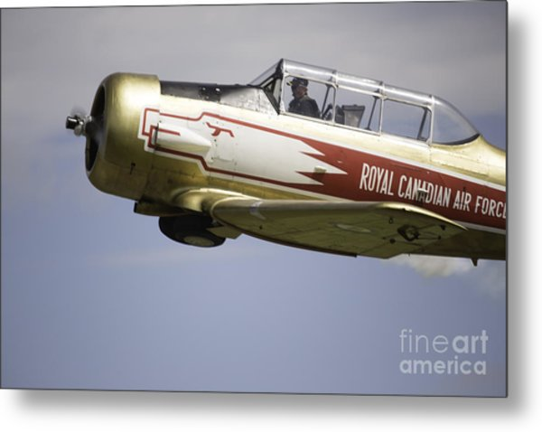 Air Show 7 Metal Print by Darcy Evans