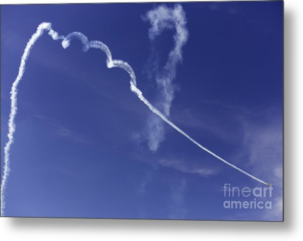 Air Show 9 Metal Print by Darcy Evans