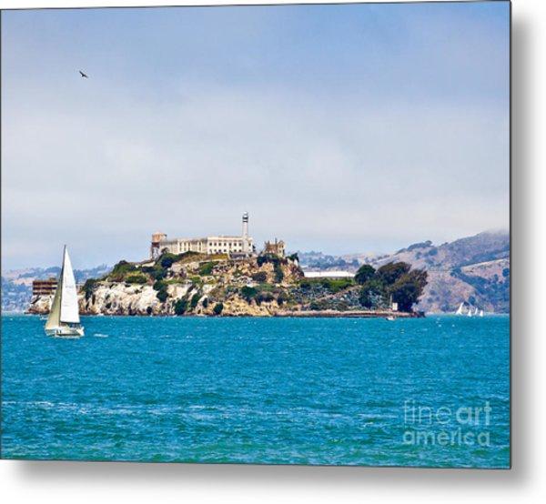 Alcatraz - San Francisco Metal Print