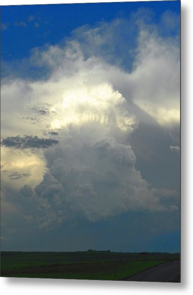Amazing Cloud Metal Print