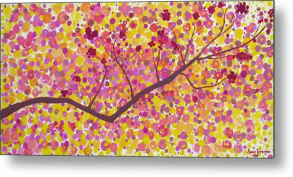 An Autumn Moment Metal Print