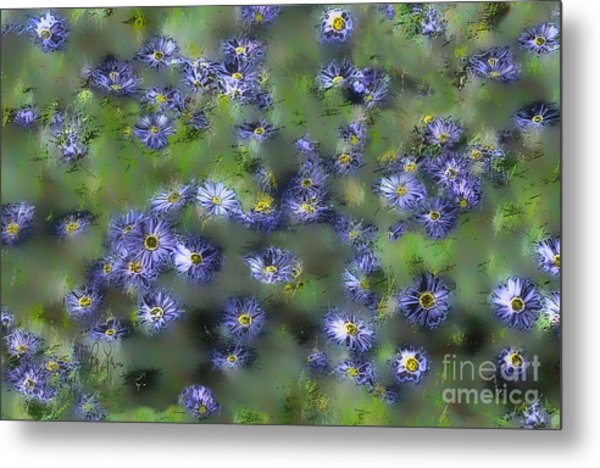 Another Something For You Metal Print by Leo Symon