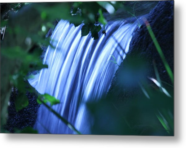 Another Waterfall Metal Print