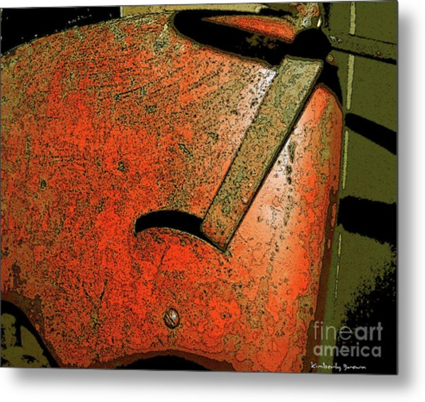 Antiquity Metal Print