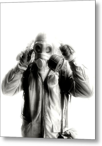 Apocalyse Now Metal Print by Alan Norsworthy