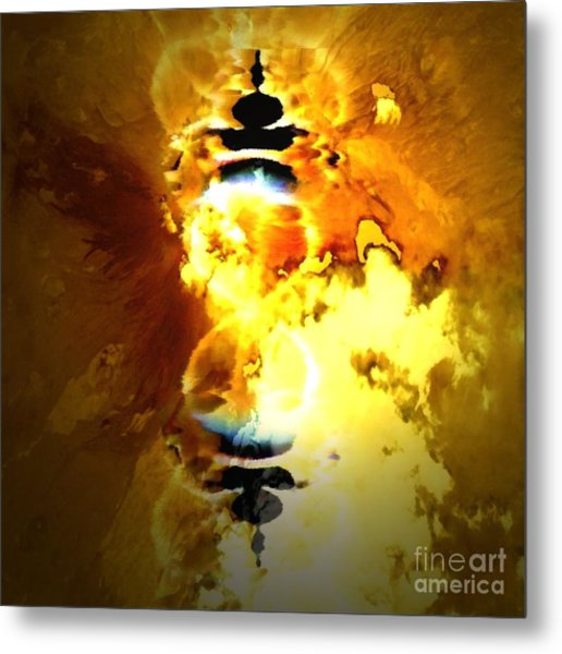 Arabian Dreams Number 5 Metal Print