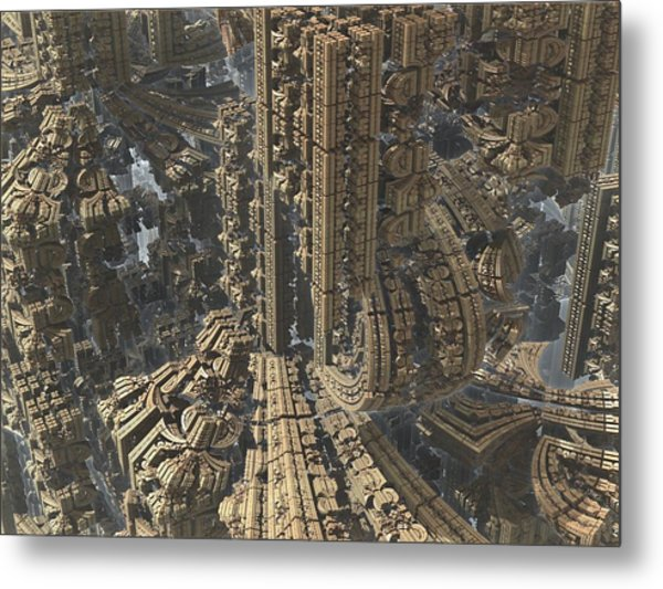 Atlantis Metal Print