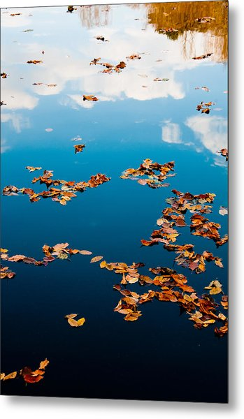 Autumn - 3 Metal Print