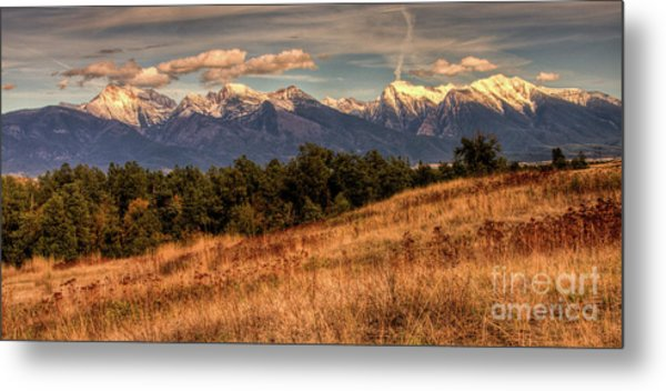 Autumn Mission Metal Print by Katie LaSalle-Lowery
