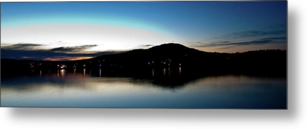 Awanadjo Across The Water Metal Print