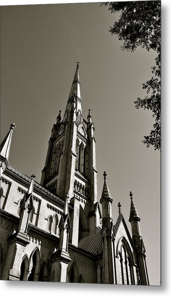 Awe Inspiring St. James Cathedral Metal Print