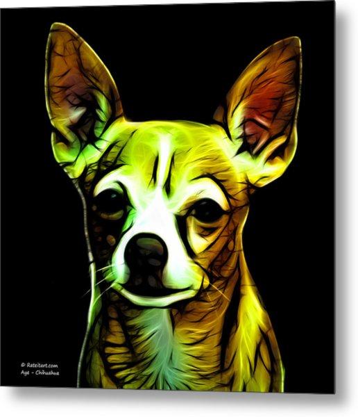 Aye Chihuahua  Metal Print
