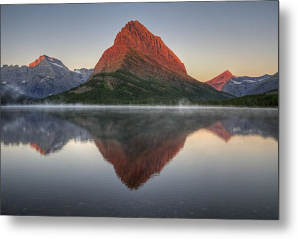 Metal Print featuring the photograph Backbone Of The Land by Darlene Bushue