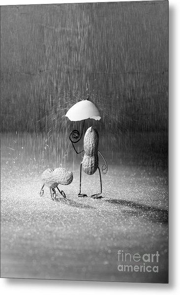 Bad Weather 01 Metal Print
