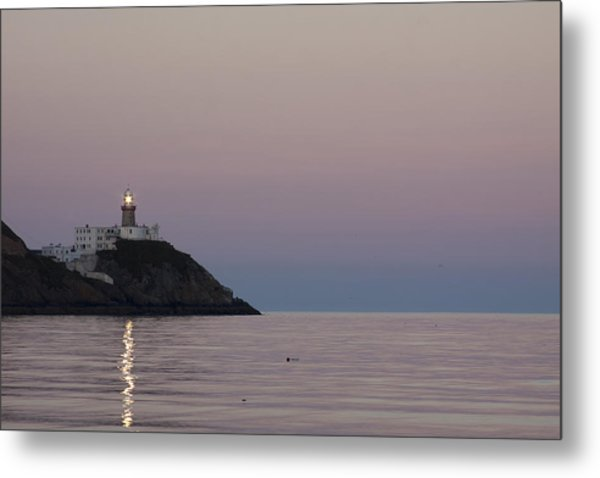 Baily Lighthouse Howth Metal Print by Dave McManus