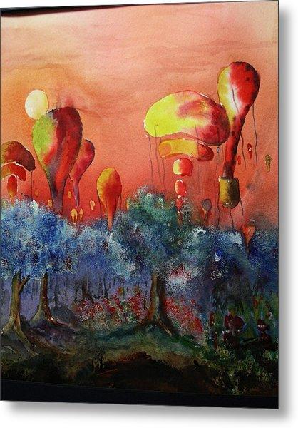 Balloon Fantasy Metal Print by David Ignaszewski