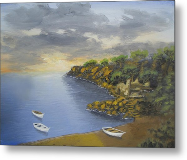 Bay Of Peace Metal Print