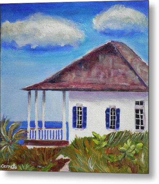 Beach house painting by shirley cerreto for Beach house prints