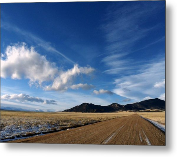 Beautiful Day Metal Print