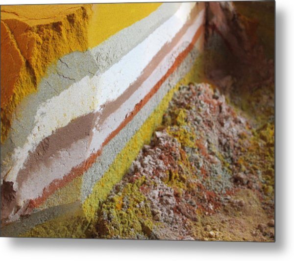 Beautiful Flavors Metal Print by Tia Anderson-Esguerra