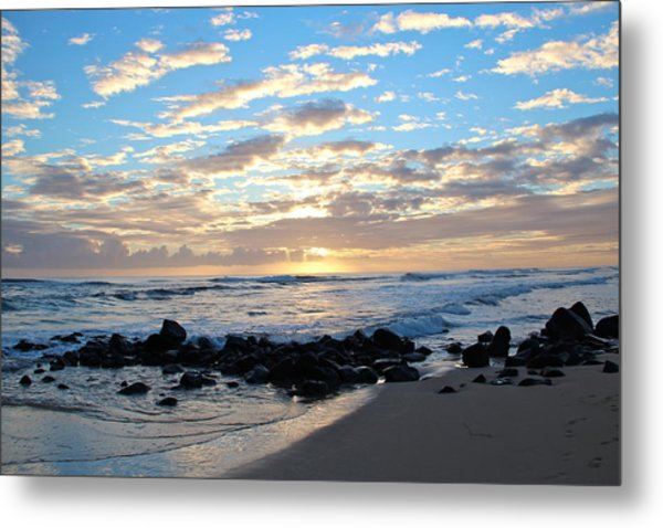 Beautiful Morning Metal Print by Kimberly Davidson