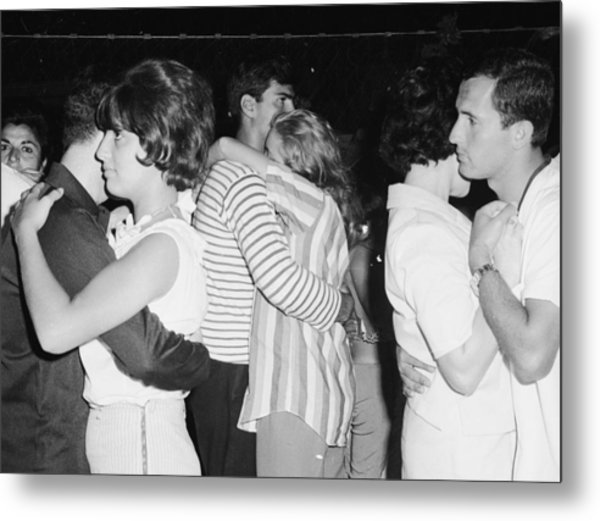 Beirut Night Life Metal Print by Keystone Features
