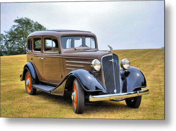 Betsy 1934 Chevrolet Master