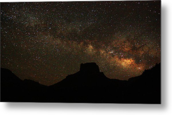 Big Bend Night Metal Print