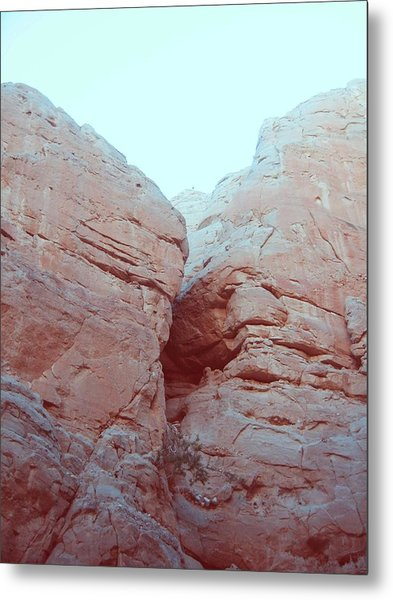 Big Rocks Metal Print