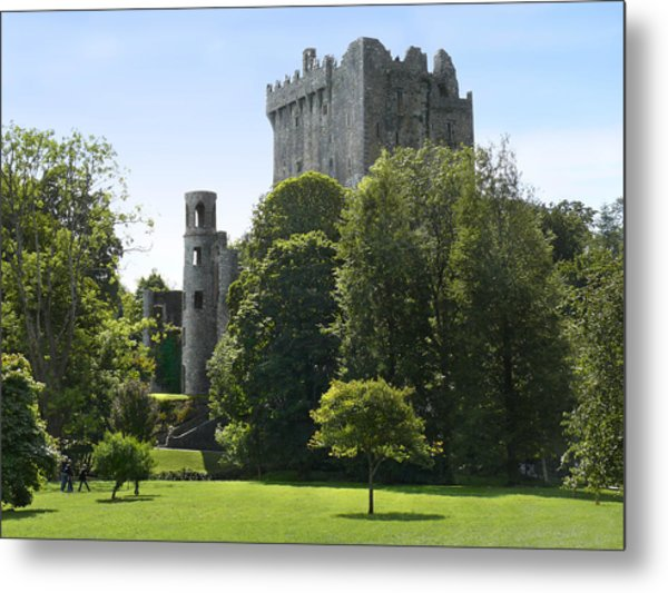 Blarney Castle - Ireland Metal Print