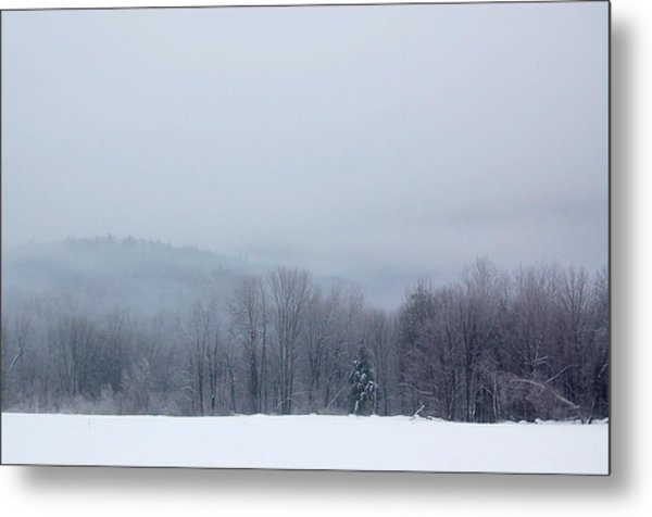 Bleak Mid-winter Metal Print