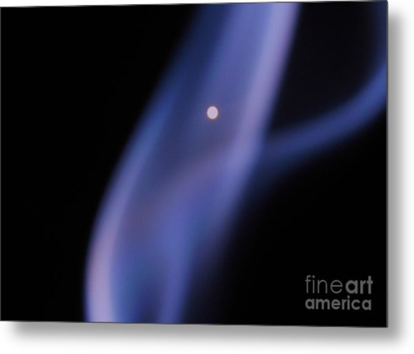 Blue Moon 2 Metal Print